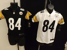 NEW Nike Antonio Brown #84 Steelers Kids or YOUTH sizes 5-6-S-M-L-XL Jersey