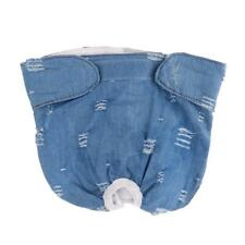 Cowboy Female Pet Dog Bitch in Season Physiological Diaper Sanitary Size S/M/L
