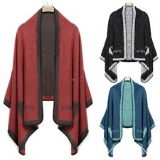 New Fashion Women Warm Winter Animal Print Shawl Wrap Stole Neck Long Scarf