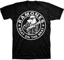 Ramones Beat On The Brat Eagle Classic Rock Band Music Adult Tee Shirt 95221583