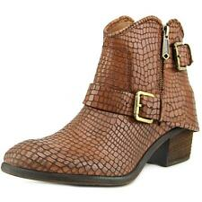Donald J Pliner Dalis   Round Toe Leather  Ankle Boot NWOB