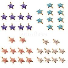 10Pcs/Lot Sea shell Charms Pendants Bracelet Fit DIY Jewelry Making for Necklace