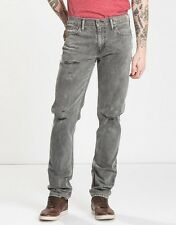 Genuine LEVIS 511 Original Mens Slim Fit Jeans Grey