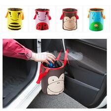 Various Rubbish Waste Bin Desk Paper Trash Can Basket for Home Car Office PICK