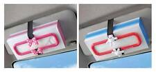 Mickey Minnie Mouse Auto Car Front and Back Seat Napkin Tissue Box Case Holder