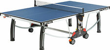 155600 CORNILLEAU Performance 500 Indoor 22mm Table Tennis Table Blue