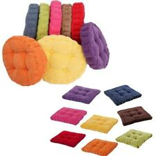Cotton Chair Seat Cushion Pad Tatami Pad Home Car Office Seat Cushion Pillow