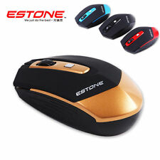 2.4GHz Wireless Optical Mouse Mice+USB Receiver For Computer PC Laptop Macbook