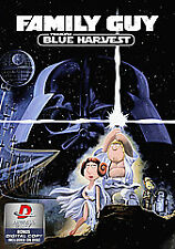 Family Guy Presents Blue Harvest (DVD, 2009, Standard Edition)