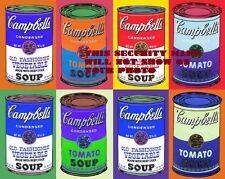 ANDY WARHOL -  POP ART SOUP