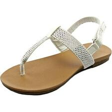 Kenneth Cole Reaction Kids Tracy Sparkle Thong Sandal NWOB 5369