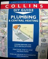 Plumbing and Central Heating (Collins DIY guides) By Albert Jackson, David Day