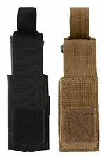 Pistol Mag Pouch Military Single magazine MOLLE rothco 51005