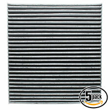 5x Cabin Air Filter for 2002-2006 Nissan Altima, 2008-2016 Mitsubishi lancer