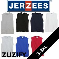 JERZEES HiDENSI-T Shooter Sleeveless T-Shirt. 49M