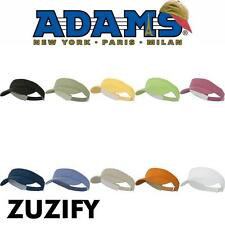 Adams Breeze Pigment-Dyed Visor. BZ101