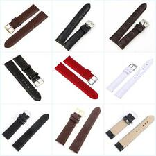 Replacement Leather Watch Strap Watch Strap StainlessSteel Lady Men Wristwatch
