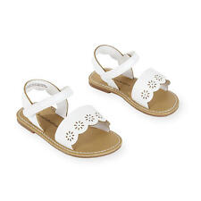 Koala Baby Hard Sole Sandals with Cut Out Detail and Touch Closure