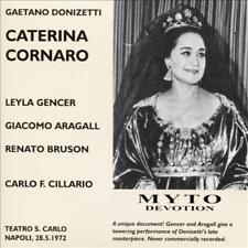 CATERINA CORNARO NEW CD
