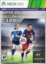 *FIFA 16 Deluxe Edition (Microsoft Xbox One, 2015) Free Shipping