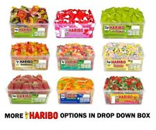 1 TUB OF HARIBO WHOLESALE  FAVOURS TREATS PARTY CANDY SWEETS FOR ALL OCCASIONS