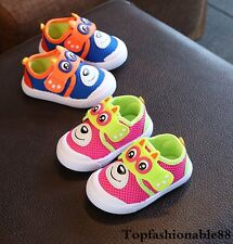 2017 Fashion Infant Baby Breathable Shoes Sport Toddler Boy Girl Walking Shoes