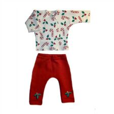 Cute Candy Cane Christmas Baby Clothing Outfit 4 Preemie and Newborn Sizes!