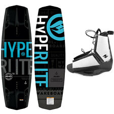 NEW 2017 Hyperlite Wakeboard Machete w/ Destroyer Wakeboard Binding