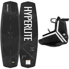 New Hyperlite Destroyer Wakeboard w/ Agent Wakeboard Binding 2017