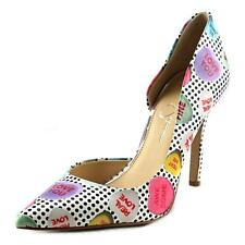 Jessica Simpson Claudette   Pointed Toe Patent Leather  Heels NWOB