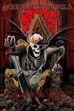 Avenged Sevenfold Hail To The King A7X Poster - NEW & OFFICIAL