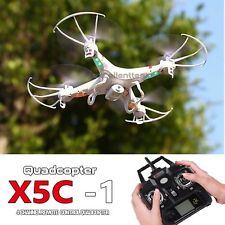 X5C-1 2.4Ghz 6-Axis Gyro RC Quadcopter Drone UAV RTF UFO with HD Camera Drone RC