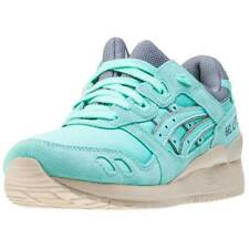 Asics Onitsuka Tiger Gel-lyte Iii Womens Trainers Turquoise New Shoes