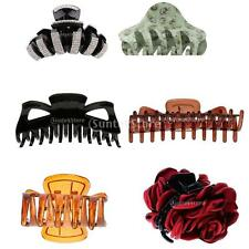 Fashion Hair Claw Clamp Grip Clip Headpiece Elegant Lady Elegant Ornaments