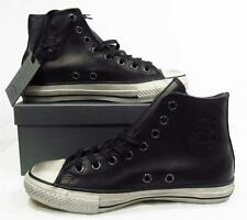 Converse John Varvatos Leather Hi Shoe Chuck Taylor BLACK 125701C