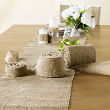 Table Runners Sewed Edge Wedding Table Decoration Vintage Shabby Chic