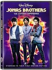 Jonas Brothers - The Concert Experience (DVD, 2009) WORLD SHIP AVAIL!