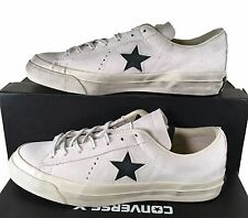 Converse X John Varvatos ONE Star Player Ox Suede TURTLEDOVE OFF-WHITE 147362C