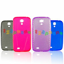 DIAMOND TPU SILICONE GEL BACK COVER CASE FOR SAMSUNG GALAXY S4 i9500 i9505