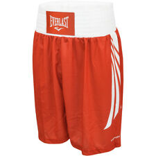 Everlast Elite Amateur Lightweight EverDri Competition Trunks - Red