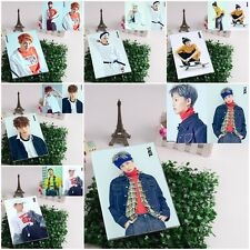 NCT U Photo Notebook KPOP Star Taeil Taeyong DoYoung 148*200mm Package Plastic