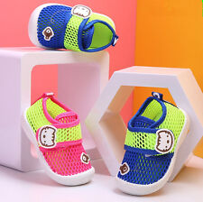 2017 Breathable Baby Walking Shoes Squeaky Toddler Boy Girl Casual Infant Shoes
