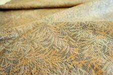 JPI *Gray Jungle*Japanese Kimono Silk Fabric,panel** patchwork,quilt
