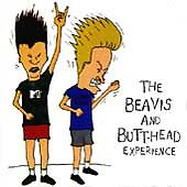 The Beavis and Butt-Head Experience by Various Artists (CD, Nov-1993, Geffen)