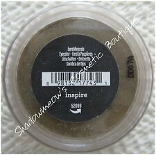 bareMinerals Bare Escentuals Inspire Eye Shadow .57g Soft Olive Taupe Full Size