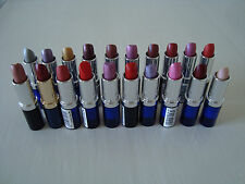 COLLECTION 2000 ADVANCE COLOUR ENCHANCED FROSTED, GLOSSY,  LIPSTICK - 38 SHADES