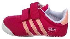 Adidas Dragon L2W Baby crib shoes first shoes M19262 RASPBERRY  3-5k infants