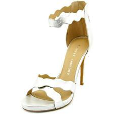 Chinese Laundry Blossom Dress Sandal Women  Open Toe Synthetic Silver Sandals