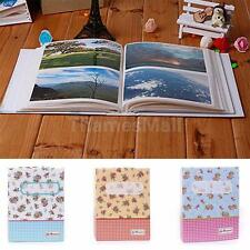 Instax Photo Album 100 Photos Storage Case Family Baby Memory Picture Book