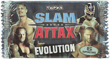 Topps Trading Cards - Topps Slam Attax - BOOSTER ( 6 Cards ) - New